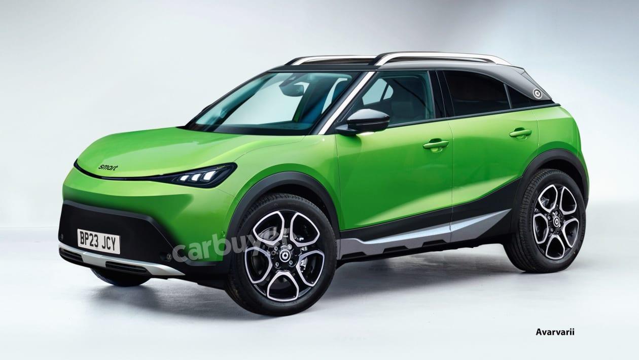 smart electric SUV
